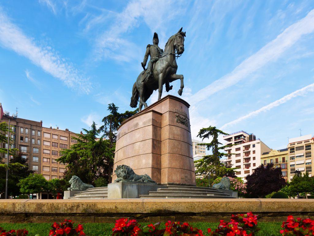 Monumento al General Espartero Logroño